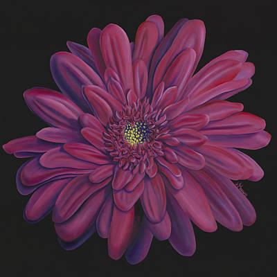 Gerber Daisy Painting - Gerber Daisy by Kerri Meehan