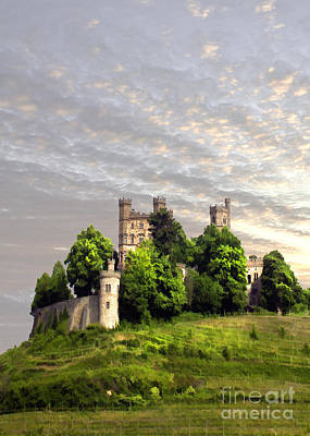 Photograph - German Castle II by Sharon Foster