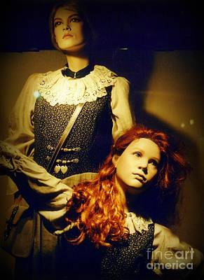 German Mannequins Art Print by Halifax Photography John Malone