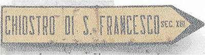 Unicorn Dust - German Sign Mosaic by Paul Van Scott