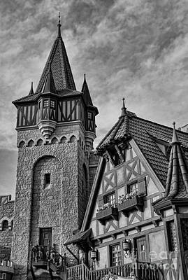 Photograph - German Town by Lee Dos Santos