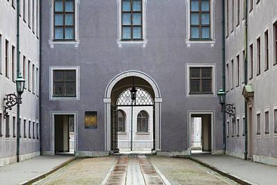 Bayern Photograph - Germany, Bavaria, Munich, Residenz by Walter Bibikow