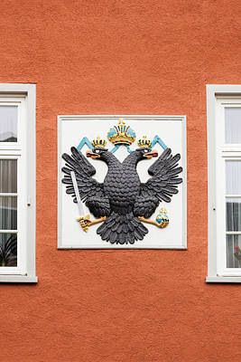 Hessen Photograph - Germany, Hesse, Wetzlar, Double-headed by Walter Bibikow