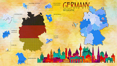 Germany Infrographic Original