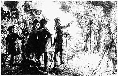 Germany Rally, 1817 Art Print