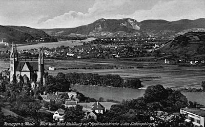 Germany Remagen, C1920 Print by Granger