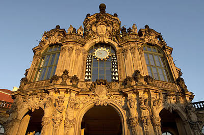 Germany, Saxony, Dresden, Zwinger Print by Tips Images