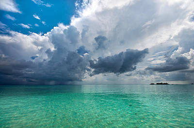 Photograph - Get Lost. Maldivian Scenery by Jenny Rainbow
