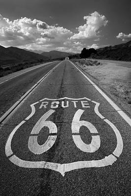Route 66 Photograph - Get Your Kicks On by Peter Tellone