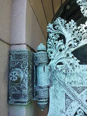 Getty Tomb Detail Art Print
