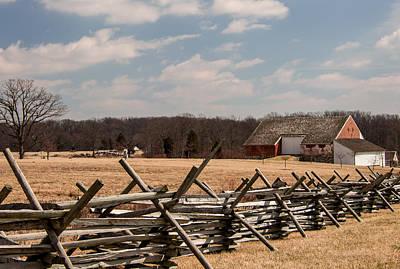 Photograph - Gettysburg Battlefield by Kathi Isserman