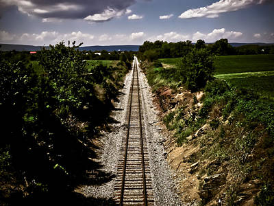 Photograph - Gettysburg Railroad by Trish Tritz
