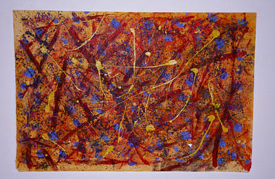 Painting - Ghana No 3 by Marita Esteva