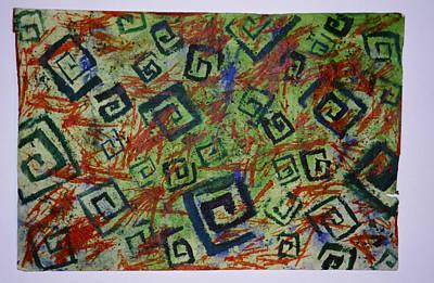 Painting - Ghana No 5 by Marita Esteva