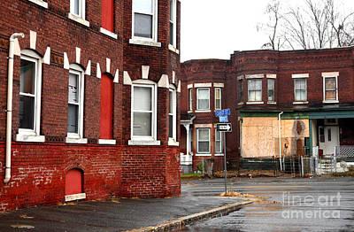 Ghetto Photograph - Ghetto by Denis Tangney Jr