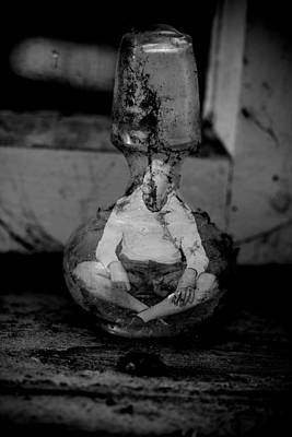 Digital Art - Ghost In The Shell  by Svetoslav Sokolov