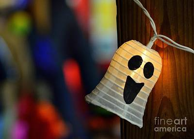 Art Print featuring the photograph Ghost Light by Lisa L Silva