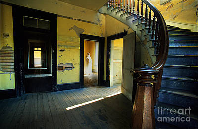 Bannack Ghost Town Photograph - Meade Hotel Bannack Montana by Bob Christopher