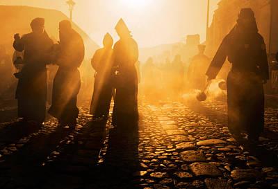 Photograph - Ghost Procession by Scott Burdick