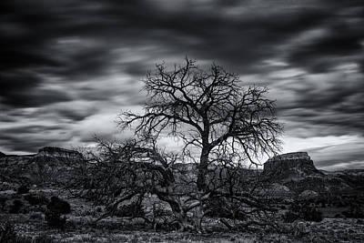Caravaggio - Ghost Ranch Abiquiu New Mexico Georgia on my Mind by Silvio Ligutti