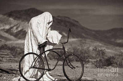 Ghost Riders Photograph - Ghost Rider by Don Hall