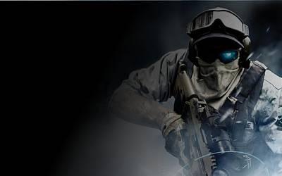 Ghost Soldier Original