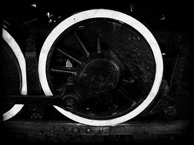 Photograph - Steam Powered by Aaron Berg