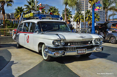 Ghost Busters Photograph - Ghostbusters by Tommy Anderson