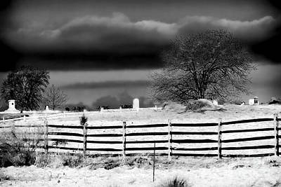 Photograph - Ghosts Of Gettysburg by John Rizzuto