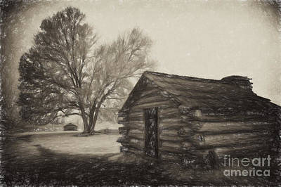 Photograph - Ghosts Of Valley Forge by Paul W Faust -  Impressions of Light