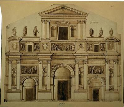 On Paper Photograph - Giamberti Giaberti Giuliano Known by Everett