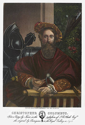Rocca Painting - Gian Galeazzo Sanvitale by Granger