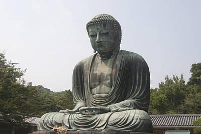 Photograph - Giant Buddha by Masami Iida