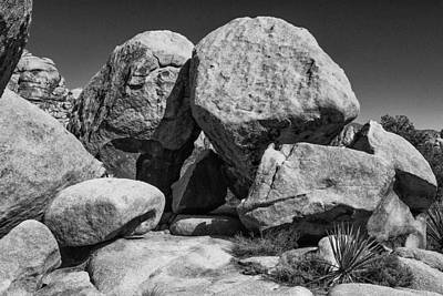 Photograph - Giant Rocks by Sandra Selle Rodriguez