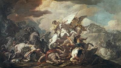 Al Andalus Photograph - Giaquinto, Corrado 1700-1765. The by Everett
