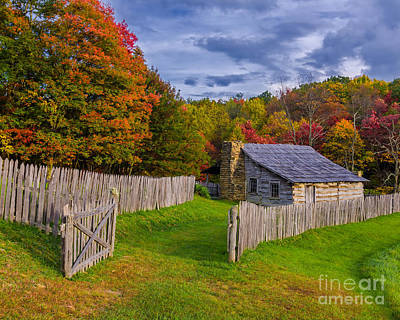 Photograph - Gibbons Farm by Anthony Heflin