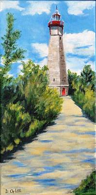 Gibraltar Point Lighthouse Art Print