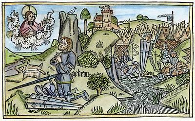 Gideon Art Print by Granger