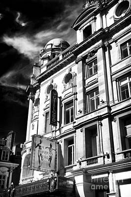 Photograph - Gielgud Theater by John Rizzuto