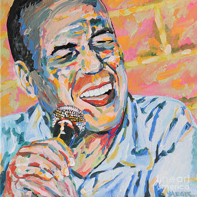 Gilbert Gottfried Portrait Original