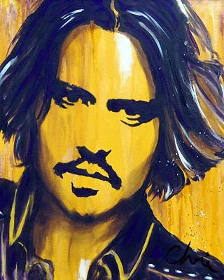 Painting - Gilbert Grape by Cheri Stripling