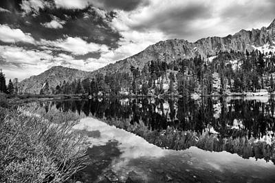Photograph - Gilbert Lake by Cat Connor