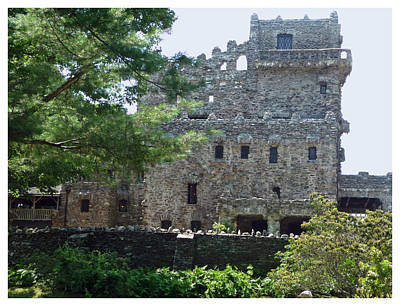 Photograph - Gillette Castle  Connecticut by Margie Avellino