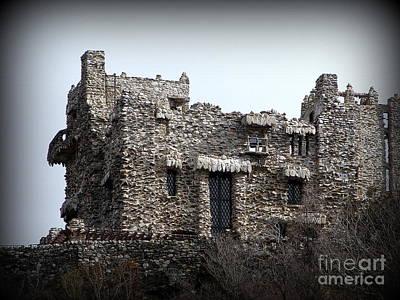 Photograph - Gillette Castle by Priscilla Richardson