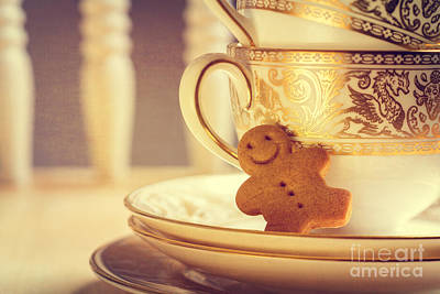 Photograph - Gingerbread Man by Amanda Elwell