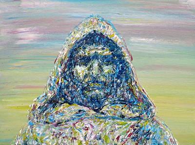 Giordano Bruno Painting - Giordano Bruno by Fabrizio Cassetta