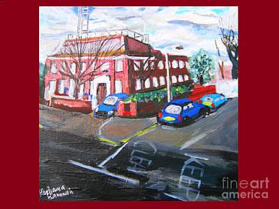Gipsy Hill Police Station - Crystal Palace Original