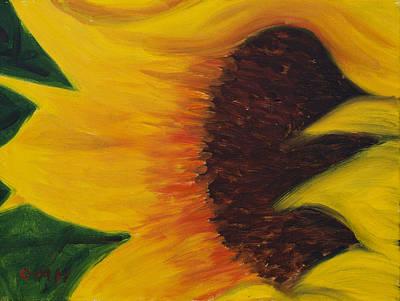 Girasol Painting - Girasol  by Ofelia Marquez