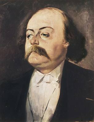 Gustave Flaubert Wall Art - Photograph - Giraud, Pierre Fran�ois Eug�ne by Everett