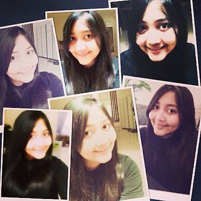 Young Girl Photograph - #girl #me #collage #young #free #likeit by Bilqis Nadya Amnur
